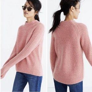 Madewell Northfield Mockneck Sweater / M